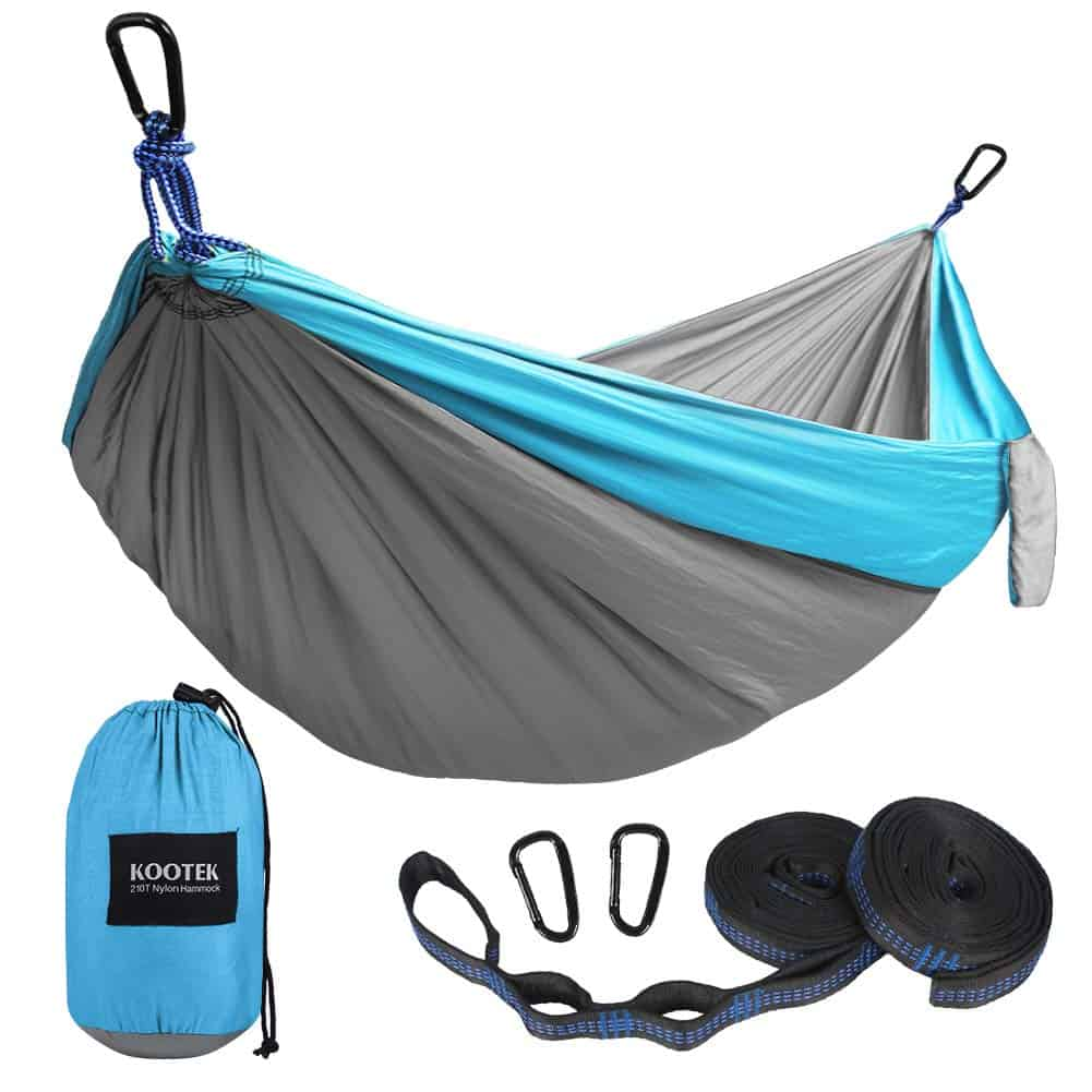 Set Up Camp Wherever Is Convenient With These Top 3 Bug Out Bag Hammocks 9
