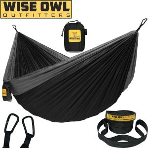 Set Up Camp Wherever Is Convenient With These Top 3 Bug Out Bag Hammocks 3