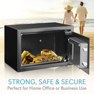 Keep Your Valuables Safe - The Top Fireproof Safes Of The Year 9