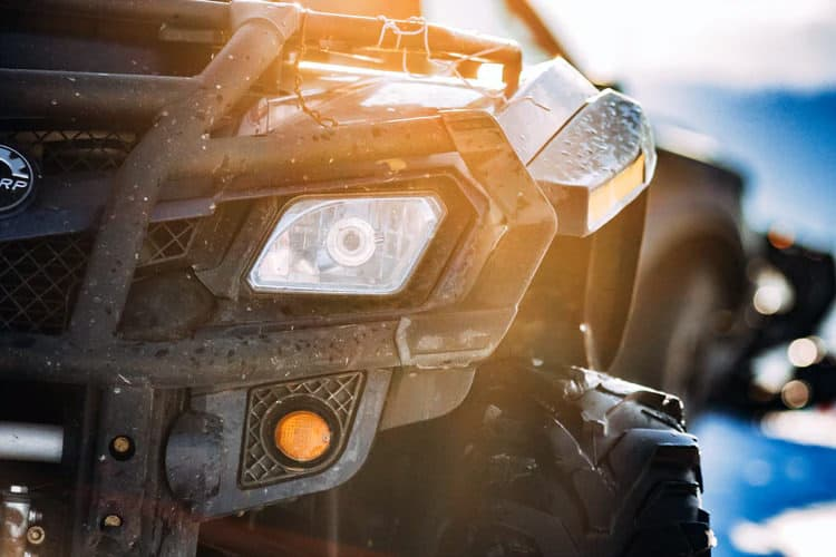 Travel The Toughest Terrain With Our Favorite ATV of 2020 1