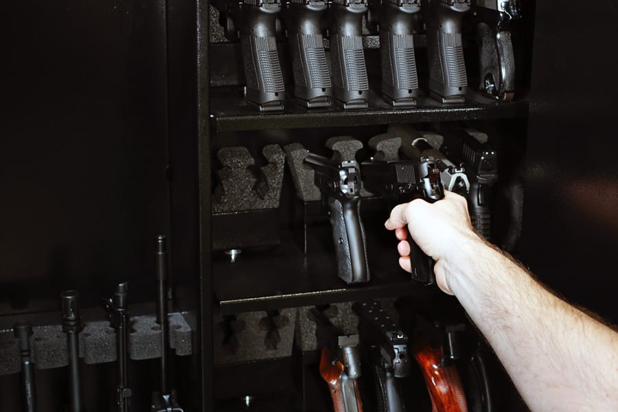 Gun Safes: Protect Your Protection 1