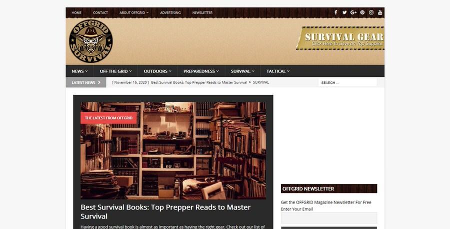 Best Prepper Websites: The Ultimate List For 2021 26
