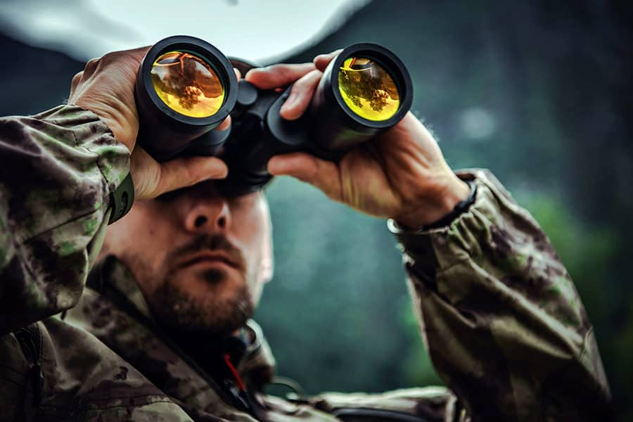 The Best Binoculars of The Year: Keep Lookout, Stalk Prey, Be Prepared 1