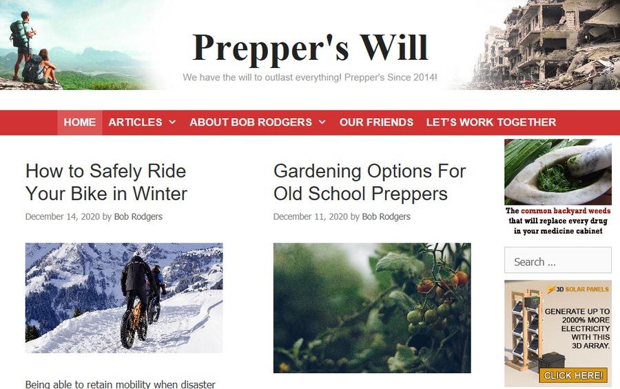 Best Prepper Websites: The Ultimate List For 2021 57