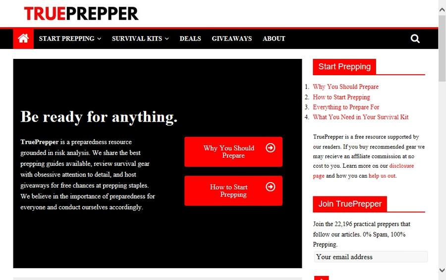 Best Prepper Websites: The Ultimate List For 2021 54
